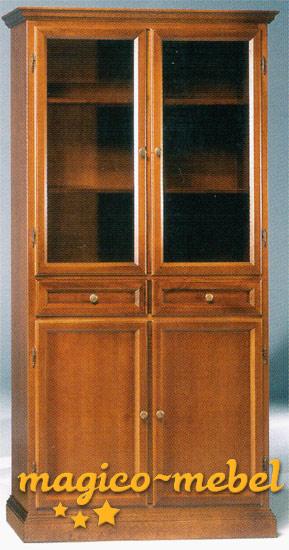 Книжный шкаф 139