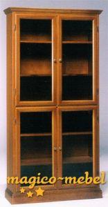Книжный шкаф 138